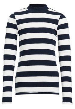 WE Fashion - T-shirt à manches longues - dark blue