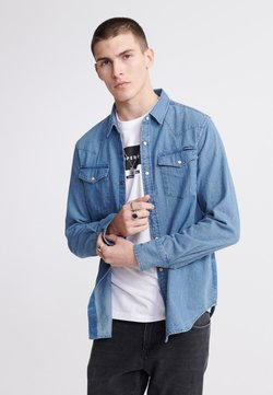 Superdry - RESURRECTION  - Koszula -  blue