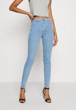 Topshop - JONI  - Jeans Skinny Fit - bleached denim