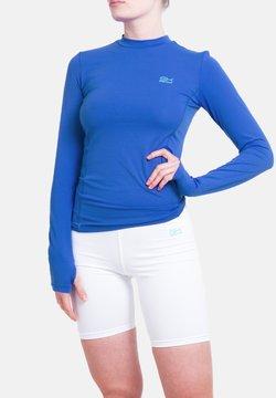 SPORTKIND - Funktionsshirt - kobaltblau