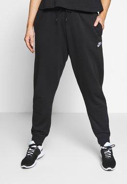 Nike Sportswear - PANT - Pantalon de survêtement - black/(white)