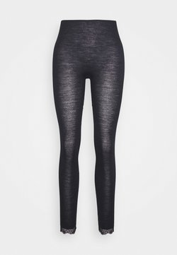 Hanro - Pyjama bottoms - black
