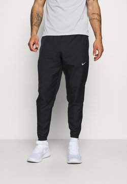 Nike Performance - NIKE RUN DIVISION - Jogginghose - black/silver