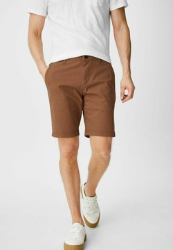 C&A - Szorty - brown