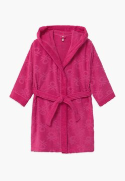 Benetton - LUTK FASHION - Bademantel - light pink