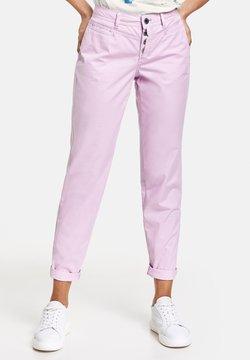 Taifun - Spodnie materiałowe - lavender