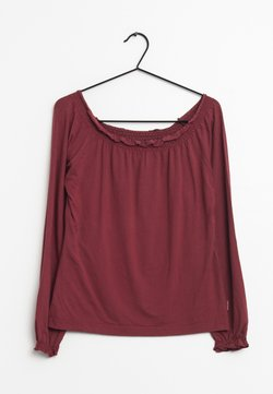 TOM TAILOR - T-shirt à manches longues - red