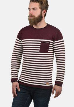 Redefined Rebel - MANNIX - Sweatshirt - bordeaux
