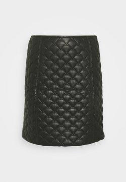 YAS - YASLANA - Mini skirt - black