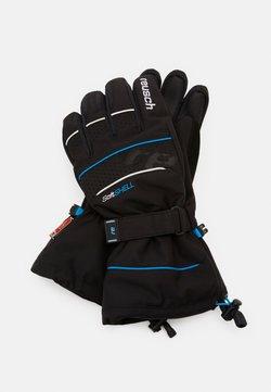 Reusch - CONNOR R-TEX - Fingerhandschuh - black/brilliant blue
