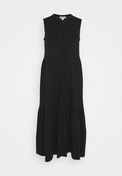Whistles - TIERED DRESS - Maxikleid - black