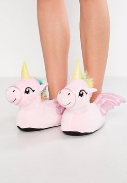 South Beach - UNICORN SLIPPERS - Hausschuh - pink
