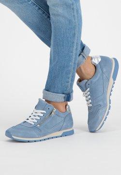 NoGRZ - E.BLORE - Sneakers laag - lightblue