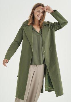 InWear - YUMA - Trenchcoat - beetle green