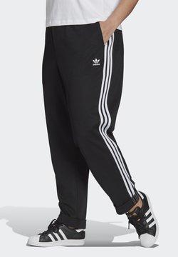 adidas Originals - BOYFRIEND PANT - Spodnie treningowe - black/white