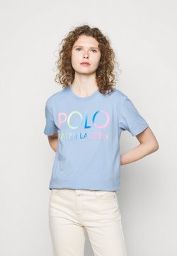 Polo Ralph Lauren - T-Shirt print - chambray blue