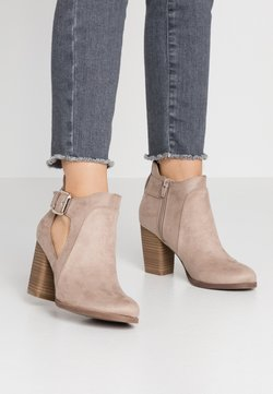 Call it Spring - DELILAH - Boots à talons - medium grey