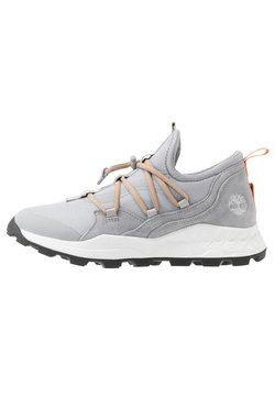 Timberland - BROOKLYN - Sneaker low - sleet