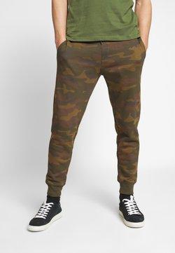 GAP - LOGO PANT - Pantalon de survêtement - camo