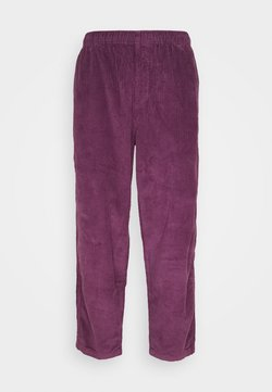 Obey Clothing - EASY PANT - Stoffhose - blackberry wine