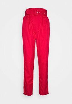 Little Mistress Tall - Spodnie materiałowe - chilli
