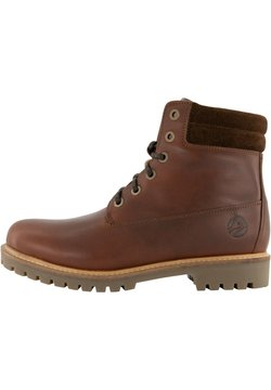 Travelin - Schnürstiefelette - brown