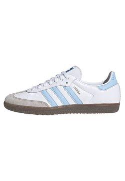 adidas Originals - SAMBA OG SHOES - Sneaker low - white