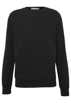 BY GARMENT MAKERS - UNISEX THE ORGANIC SWEATSHIRT - Sweater - jet black