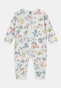 Petit Bateau - DORS BIEN SANS PIEDS - Pyjama - marshmallow/multicolor