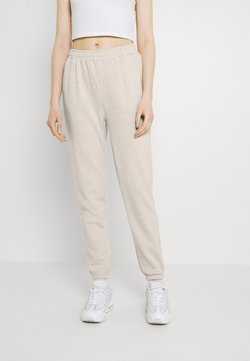 Even&Odd - Regular Fit Jogger - Jogginghose - white