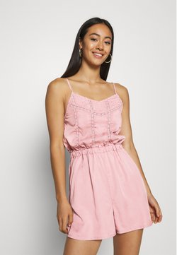 Superdry - INDIE CAMI PLAYSUIT - Combinaison - pink