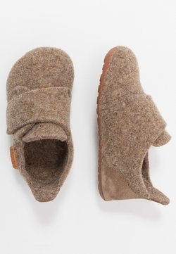 Bisgaard - HOME SHOE - Chaussons - camel