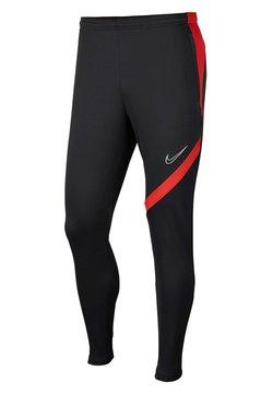 Nike Performance - DRI-FIT ACADEMY PRO - Jogginghose - grey/red