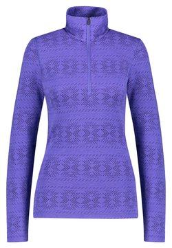 Icebreaker - CRYSTALLINE - Funktionsshirt - blue
