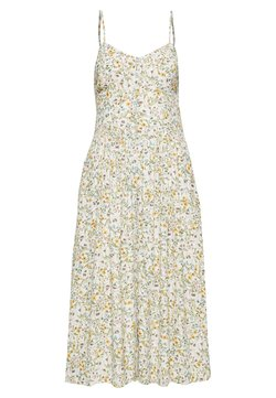 Rolla's - EVE MEADOW FLORAL DRESS - Hverdagskjoler - pale sky