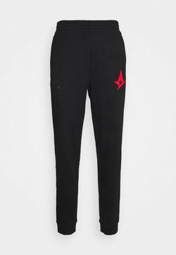 Hummel - ASTRALIS PANTS - Jogginghose - black
