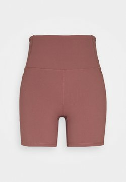 Cotton On Body - POCKET BIKE SHORT - Tights - dusty rose