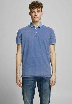 Jack & Jones PREMIUM - Poloshirt - denim blue
