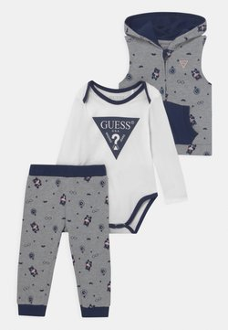 Guess - TAKE ME HOME SET - Weste - blue