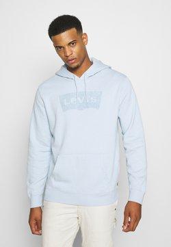 Levi's® - GRAPHIC HOODIE UNISEX - Jersey con capucha - tonal sky