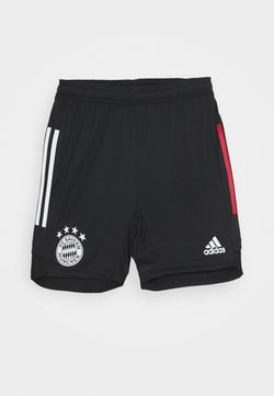 adidas Performance - FC BAYERN MÜNCHEN TEAMLINE - kurze Sporthose - black/fcbtru