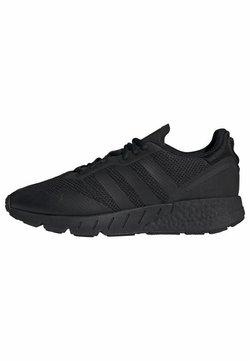adidas Originals - ZX 1K BOOST SCHUH - Sneaker low - black