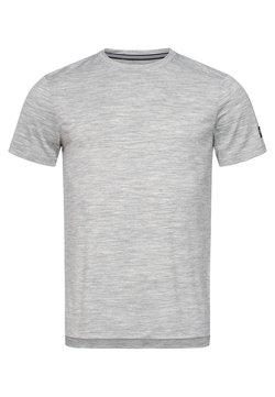 super.natural - HIGHWOOD - T-Shirt basic - grey