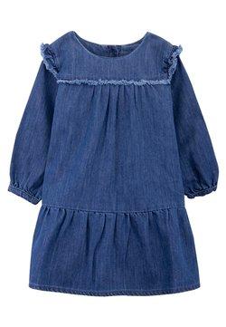 Knot - CLEMENTINE  - Jeanskleid - blue denim
