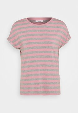 Marc O'Polo DENIM - T-Shirt print - multi/chalk rose