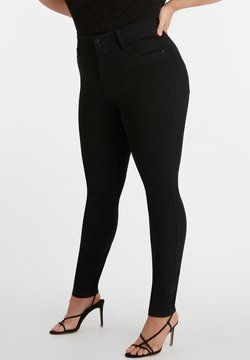 MS Mode - Jeans Skinny Fit - black