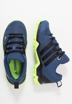 adidas Performance - TERREX AX2R - Outdoorschoenen - collegiate navy/core black/signal green