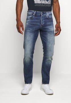 G-Star - 3301 STRAIGHT TAPERED - Jeans Straight Leg - vintage azure