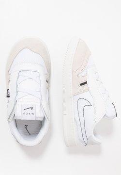 Nike Sportswear - SQUASH TYPE - Sneakers laag - summit white/white/black/vast grey