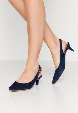 Unisa - JAMAL - Classic heels - ocean
